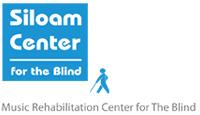 실로암 시각장애인 음악재활센터 로고